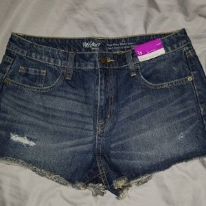 Mossimo Shorts 12 High Rise